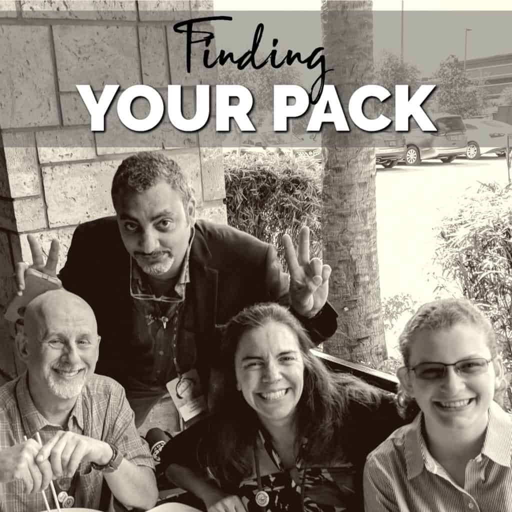 Finding Your Pack – Conferences, Canines and Community