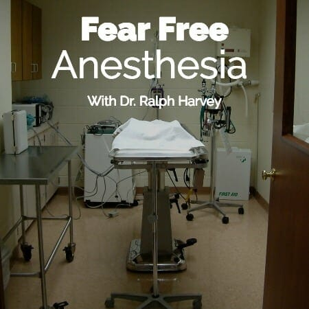 Fear Free Anesthesia in Dogs with Dr. Ralph Harvey