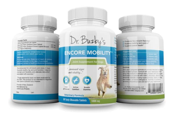 encore mobility joint supplement, photo